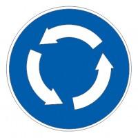 Дорожный знак 4.3 Круговое движение