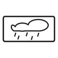 Дорожный знак 8.16 Влажное покрытие