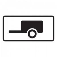 Дорожный знак 8.4.2 Вид транспортного средства