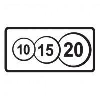 Дорожный знак 8.8 Платные услуги