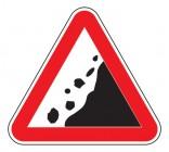 Дорожный знак 1.28 Падение камней