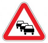 Дорожный знак 1.32 Затор