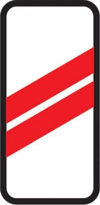 Дорожный знак 1.4.2 Приближение к железнодорожному переезду
