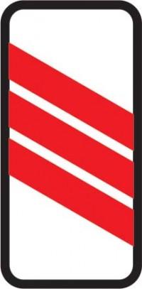 Дорожный знак 1.4.4 Приближение к железнодорожному переезду