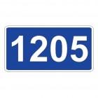 """Дорожный знак 6.13 """"Километровый знак"""""""