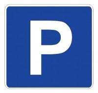 Дорожный знак 6.4 Место стоянки
