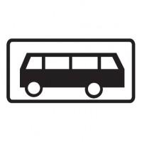 Дорожный знак 8.4.4 Вид транспортного средства