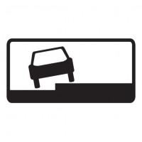 Дорожный знак 8.6.2 Способ постановки транспортного средства на стоянку