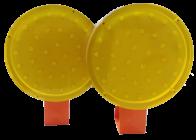 Импульсные светодиодные линзы ИСЛ-200 и ИСЛ-300