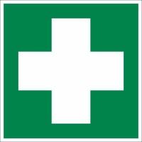 Знак «Аптечка первой медицинской помощи»