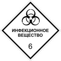 Знак опасности. Класс 6