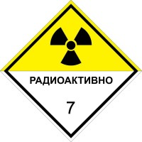 Знак опасности. Класс 7
