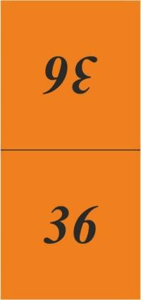 Знак безопасности «Плакат километровый»