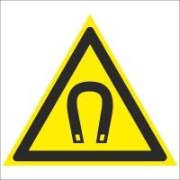 Знак безопасности «Внимание. Магнитное поле»
