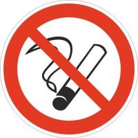 Знак безопасности Запрещается курить